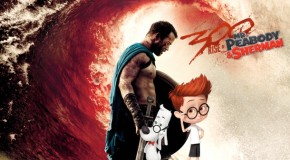 300: Rise of an Empire vs Mr Peabody and Sherman