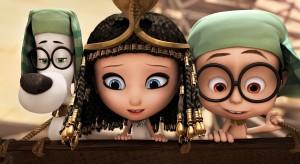 peabody, sherman, dreamworks animated, crappy kids movies