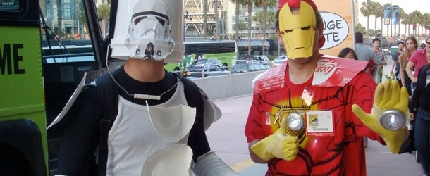 5 Tips for a Better Comic Con Experience