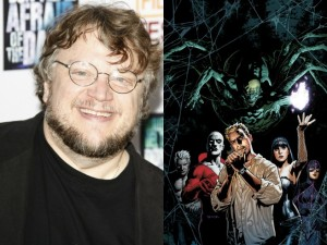 justice league dark, guillermo del toro, jl dark, constantine movie