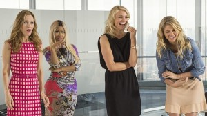 other woman movie, the other woman, cameron diaz movie, leslie mann