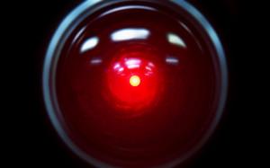 hal 9000, hal, ai, evil ai, movie robots, 2001