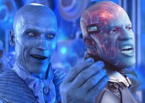 electro, mr freeze, spiderman 2, amazing spiderman villains