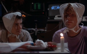 weird science, bras on heads, anthony michael hall, creating intelligence