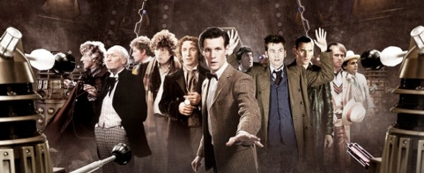 5 Characters Who Are Probably Time Lords