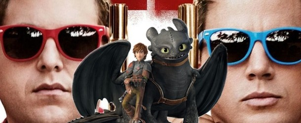 How to Train Your Dragon 2 vs 22 Jump Street