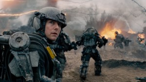 edge of tomorrow, tom cruise, mech suits, emily blunt, all you need is kill