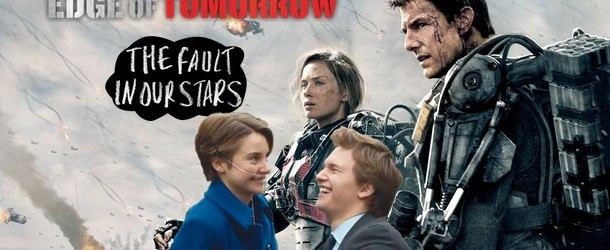 Edge of Tomorrow vs The Fault in Our Stars