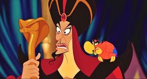jafar, aladdin, best disney villains, alternative disney