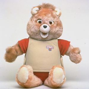 teddy ruxpin, scary bear, 80s toys, toy movies