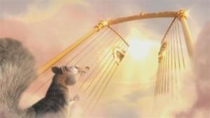 nut heaven, scrat heaven, ice age 2, heaven movies