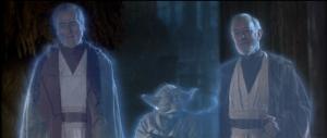 return of the jedi, jedi knight ghosts, original rotj, heaven movies