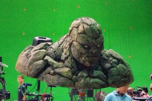 the thing, fantastic four, fantastic four reboot, thing cg
