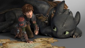 dragons 2, how to train your dragon 2, toothless, best animated 2014