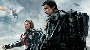 edge of tomorrow, live die repeat, tom cruise, best movie 2014