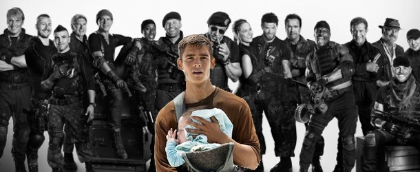 The Giver vs The Expendables 3
