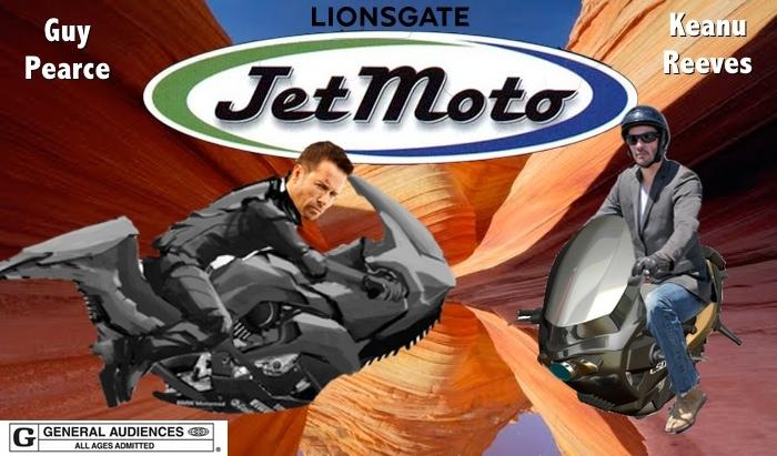 jet moto, video game movies, racing movies, playstation movies