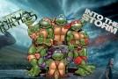 Teenage Mutant Ninja Turtles vs Into the Storm