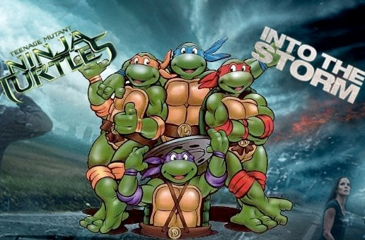 Teenage Mutant Ninja Turtles vs Into the Storm