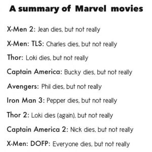 marvel movie deaths, marvel characters die, iron man death, cap death