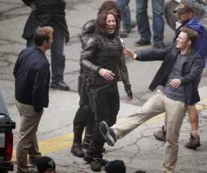captain america 3, cap stunt double, winter soldier movie