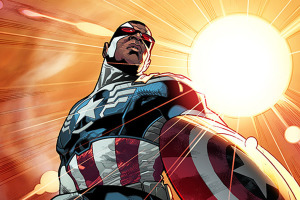 falcon captain america, cap replacement, avengers 3