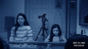Paranormal Activity 3, found footage, recorded horror