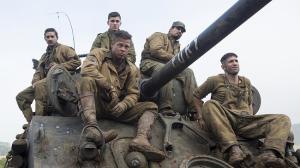fury, fury movie, brad pitt, war movie 2014, tank movie