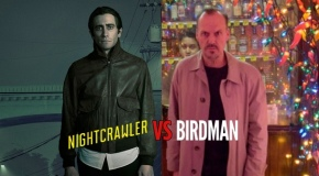 Nightcrawler vs Birdman