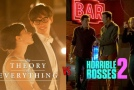 The Theory of Everything vs Horrible Bosses 2