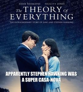 true theory of everything, theory of everything poster