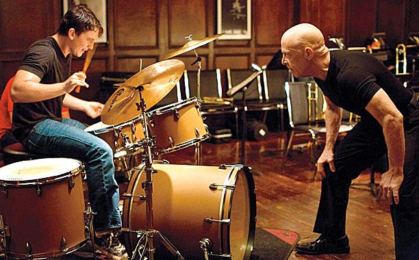 whiplash, best movies 2014, sundance movies, drumming movie