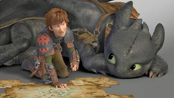 dragon 2, how to train your dragon 2, hiccup, toothless, best movies 2014