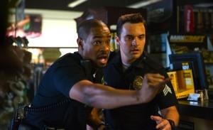 lets be cops, jake johnson, damon wayans, new girl movie
