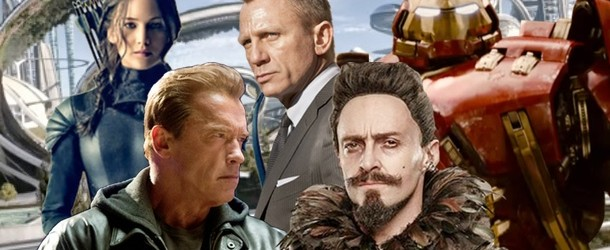 My Most Anticipated Movies of 2015