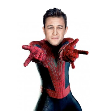 jgl, joseph gordon levitt, spiderman, new spiderman, marvel universe