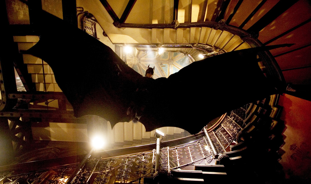 batman begins, batman, christopher nolan, best nolan movies