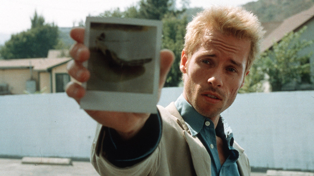 memento, memento movie, best indie movies, best nolan movies
