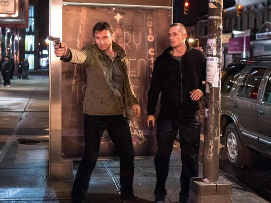 run all night movie, run all night, liam neeson quits action, joel kinnaman