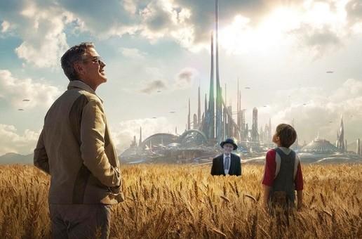 Tomorrowland vs Poltergeist