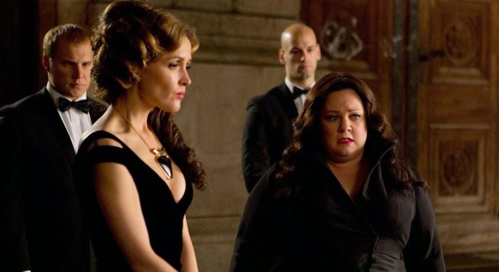 spy movie, spy, spy movie review, rose byrne, melissa mccarthy