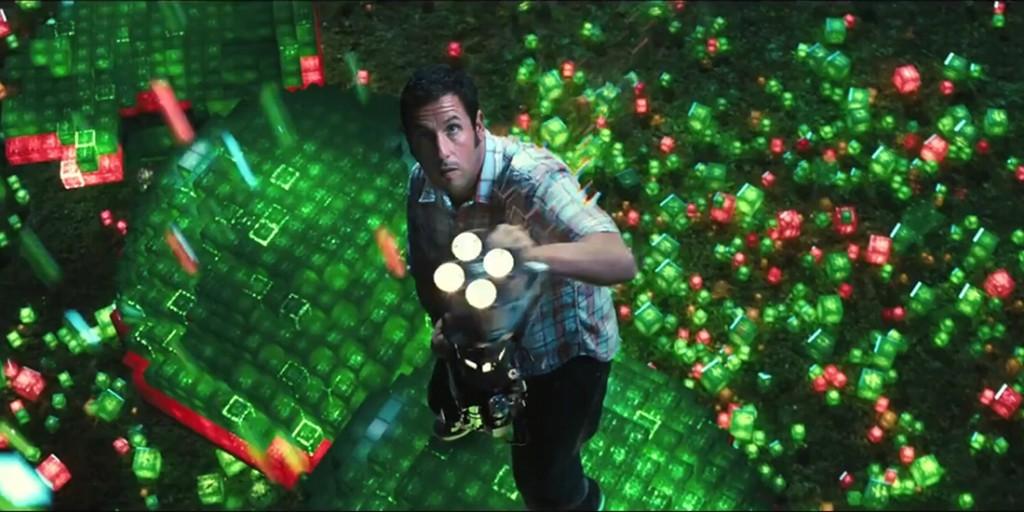pixels sandler, adam sandler, pixels movie, worst movies 2015