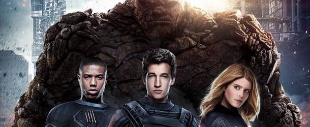 Fantastic Four vs The Gift