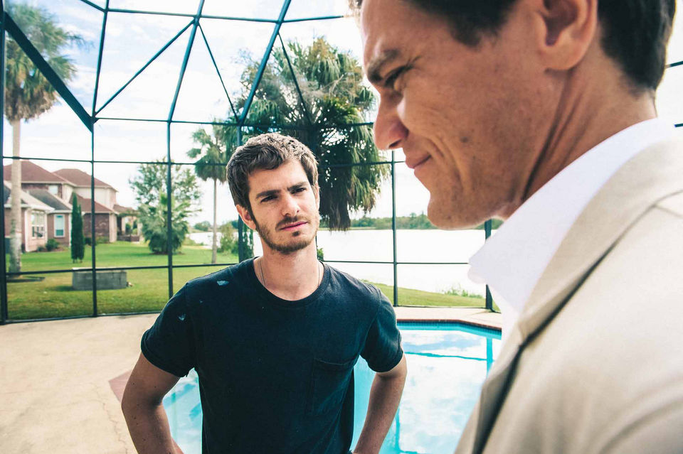 99 homes movie, 99 homes, andrew garfield, michael shannon