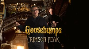 Goosebumps vs Crimson Peak