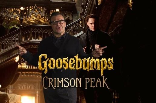 Goosebumps vs Crimson Peak
