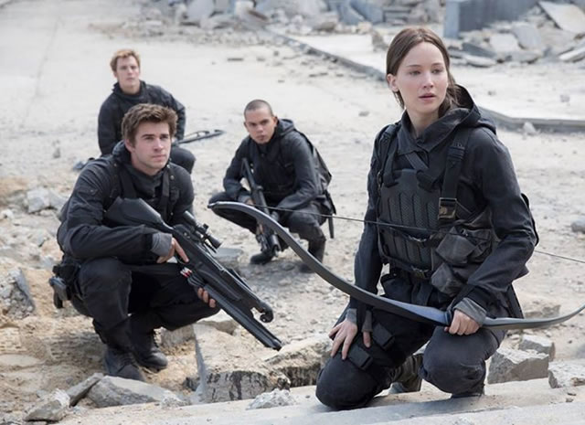 hunger games, mockingjay, mockingjay part 2, new releases, best hunger games