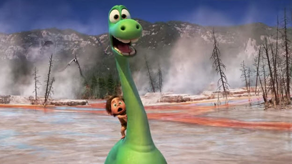 The good dinosaur, worst movies 2015, bad dinosaur, pixar sucks