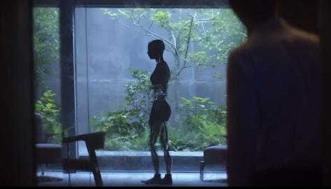 ex machina, alicia vikander, oscar isaac, domhnall gleeson, best movies 2015