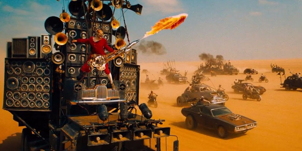 fury road, mad max, best movies 2015